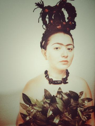"""Wild Ribbon,"" Natalia Margarita Dominguez '20 MeD"