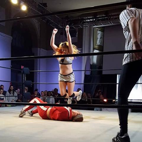 SIW: Studio for Interrelated Wrestling