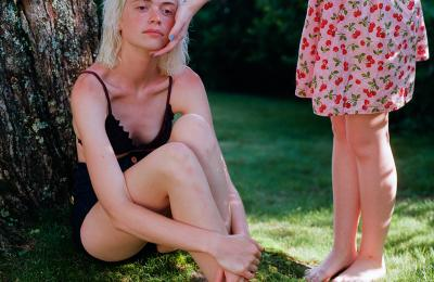 "Photo from MFA Photography student Tabitha Barnard's ""Sisterhood Summer"""
