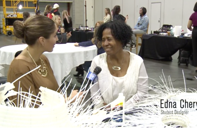 Emily Gibbs interviews MassArt student Edna Chery