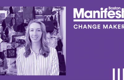 Manifest Boston Change Maker Masha Titova —Manifest Boston