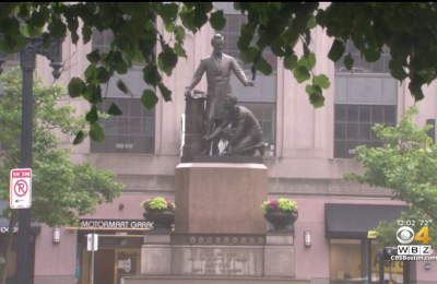 Emancipation Group Statue