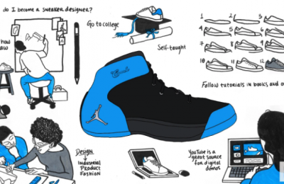 How to be a Sneaker Designer