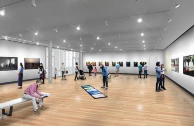 Bakalar Gallery Rendering