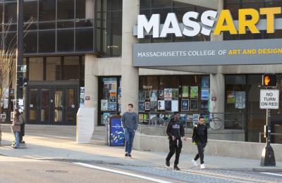 MassArt Campus