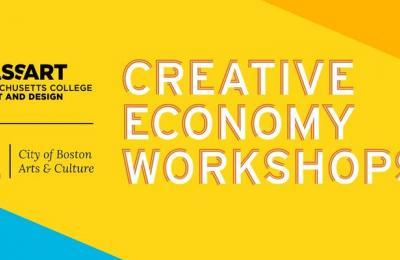Creative Economy Workshop Posters