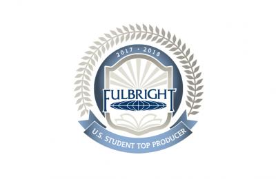Fulbright US Student Top Producer Seal