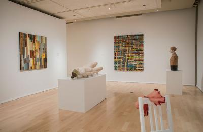 In Grain: Contemporary Work in Wood