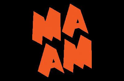 MAAM orange logo