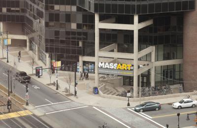 MassArt Tower Building