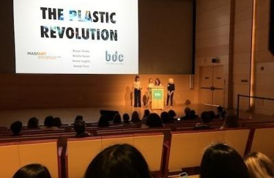 Biodesign Challenge Presentation: The Plastic Revolution