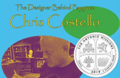 Chris Costello lecture poster