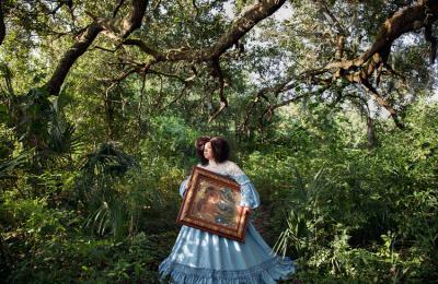Genevieve Gaignard, Trailblazer (A Dream Deferred), 2017, courtesy of the artist and Vielmetter Los Angeles