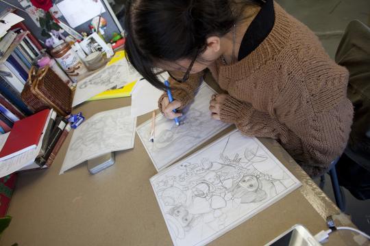 Illustration SGA