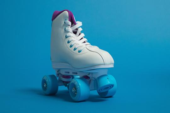 Roller skate by Luke Southern on Unsplash