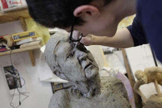 Sculpture SGA