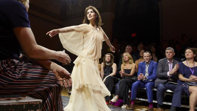 MassArt Fashion Show 2019