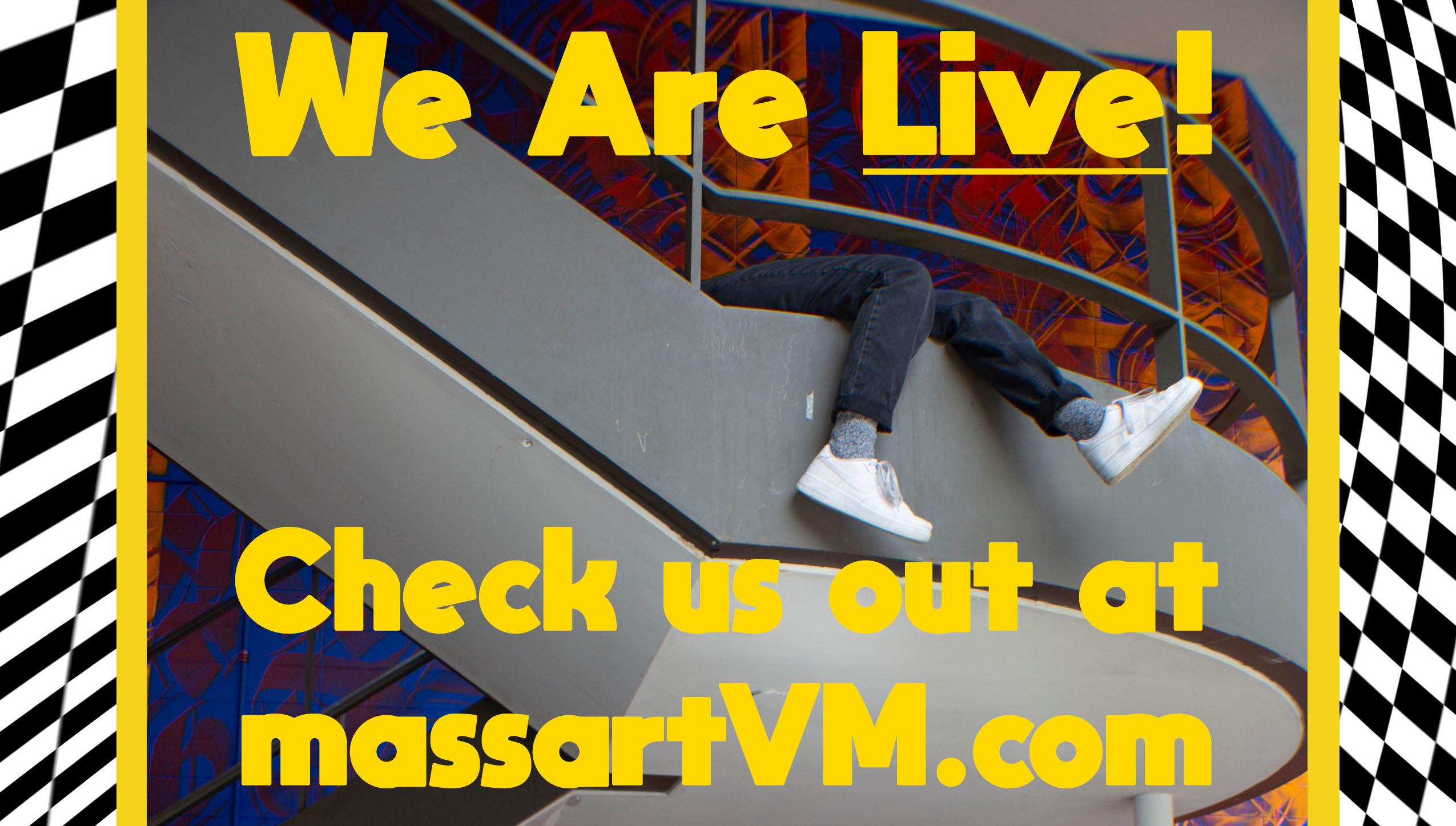 MassArt Vision Magazine