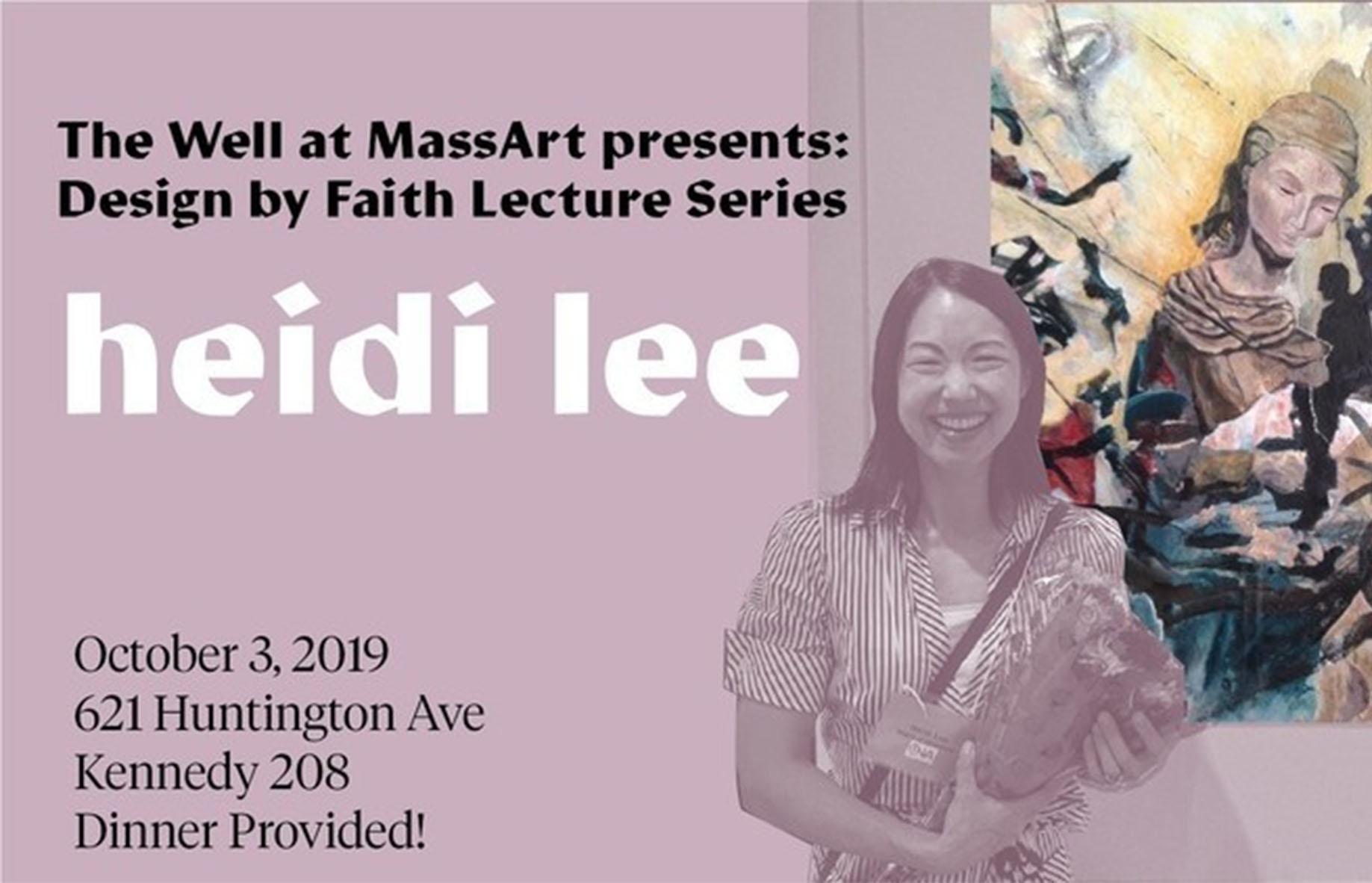 Heidi Lee poster