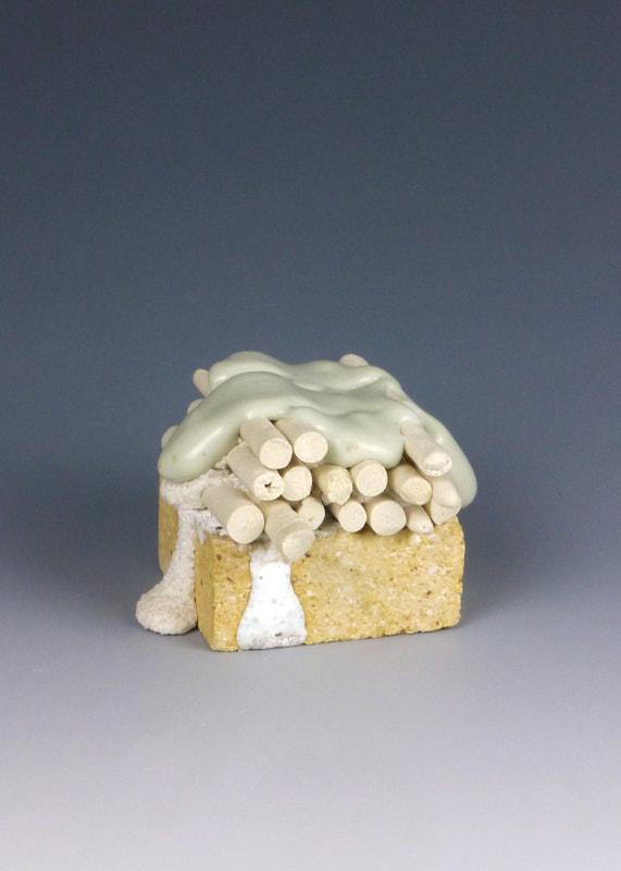 "Jennifer Halli, sculpture from ""Restless"""