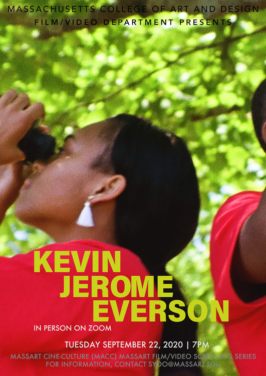 Kevin Jerome Everson
