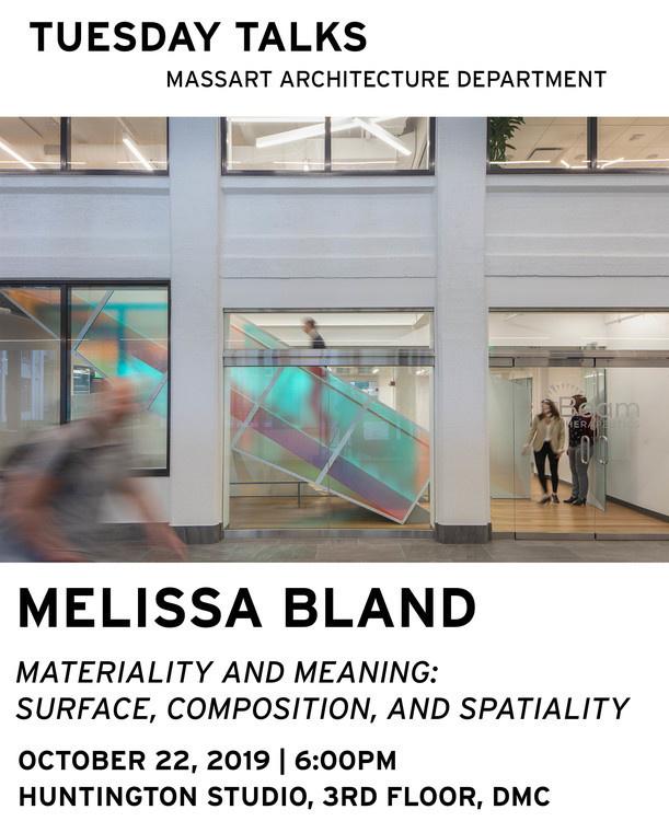 Melissa Bland poster